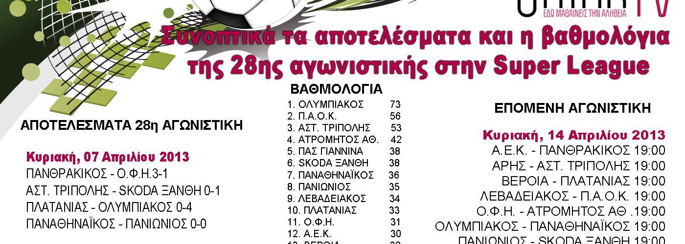Super League 12